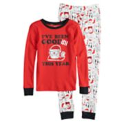 "Boys 4-8 Carter's ""I've Been Goodish"" 2-Piece Pajamas"