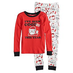 Boys 4-8 Carter's 'I've Been Goodish' 2-Piece Pajamas