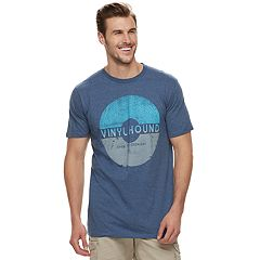Big & Tall SONOMA Goods for Life™ 'Vinyl Hound' Graphic Tee