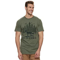 Big & Tall SONOMA Goods for Life™ 'Lost Fox Brewing Co.' Graphic Tee