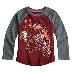 Boys 4-12 SONOMA Goods for Life™ Raglan Graphic Tee