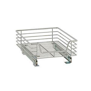 Household Essentials Design Trend Standard Depth 1-Tier 14.5-inch Wide Sliding Under Cabinet Organizer
