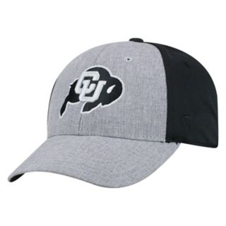 Adult Top of the World Colorado Buffaloes Fabooia Memory-Fit Cap