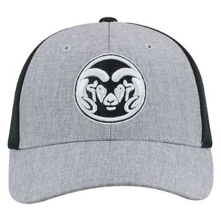 Adult Top of the World Colorado State Rams Fabooia Memory-Fit Cap