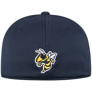 Adult Top of the World Georgia Tech Yellow Jackets Fabooia Memory-Fit Cap