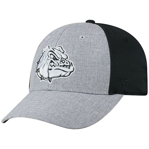 Adult Top of the World Gonzaga Bulldogs Fabooia Memory-Fit Cap