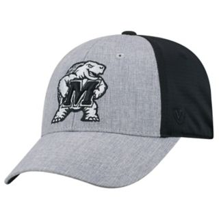 Adult Top of the World Maryland Terrapins Fabooia Memory-Fit Cap