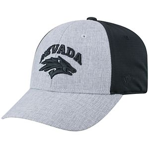 Adult Top of the World Nevada Wolf Pack Fabooia Memory-Fit Cap