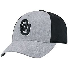 Adult Top of the World Oklahoma Sooners Fabooia Memory-Fit Cap