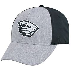 Adult Top of the World Oregon State Beavers Fabooia Memory-Fit Cap