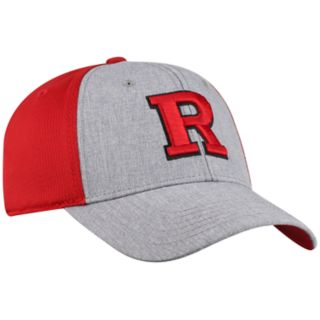 Adult Top of the World Rutgers Scarlet Knights Fabooia Memory-Fit Cap