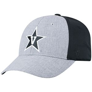 Adult Top of the World Vanderbilt Commodores Fabooia Memory-Fit Cap