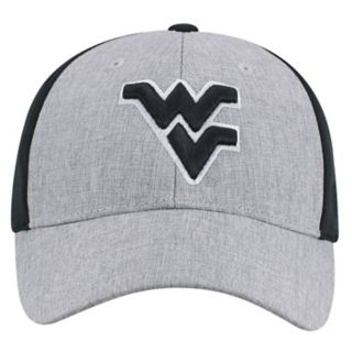 Adult Top of the World West Virginia Mountaineers Fabooia Memory-Fit Cap