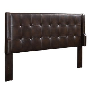 Linon Lenna Tufted King Headboard