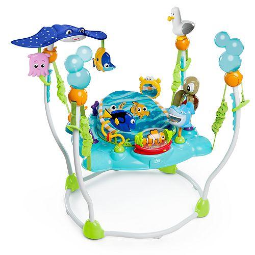 367aa2601 Disney   Pixar Finding Nemo Sea of Activities Jumper by Bright Starts