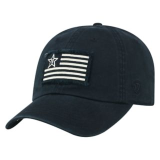 Adult Top of the World Vanderbilt Commodores Flag Adjustable Cap