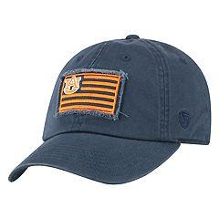 Adult Top of the World Auburn Tigers Flag Adjustable Cap