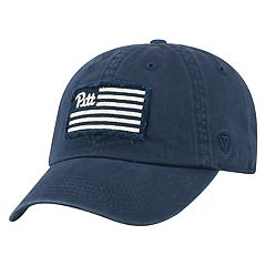 Adult Top of the World Pitt Panthers Flag Adjustable Cap