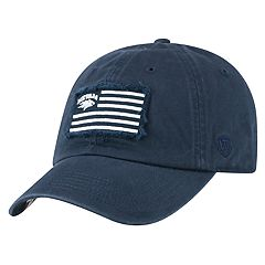 Adult Top of the World Nevada Wolf Pack Flag Adjustable Cap