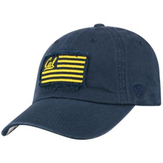 Adult Top of the World Cal Golden Bears Flag Adjustable Cap