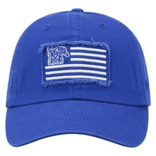 Adult Top of the World Memphis Tigers Flag Adjustable Cap