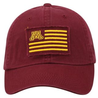 Adult Top of the World Minnesota Golden Gophers Flag Adjustable Cap