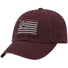 Adult Top of the World Texas A&M Aggies Flag Adjustable Cap