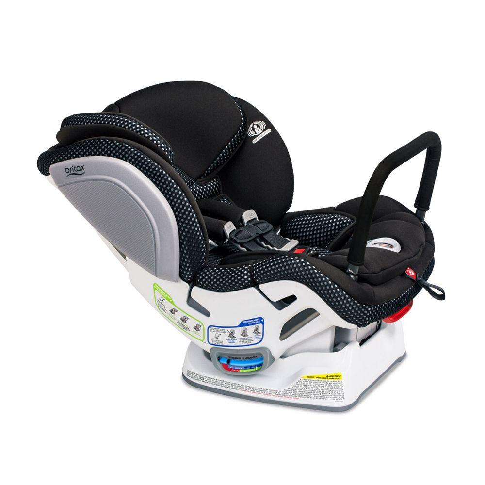 Britax Advocate ClickTight Anti-Rebound Bar Cool Flow Convertible Car Seat