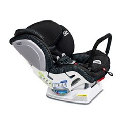 Britax Advocate ClickTight Anti-Rebound Bar Cool Flow Convertible Car Seat