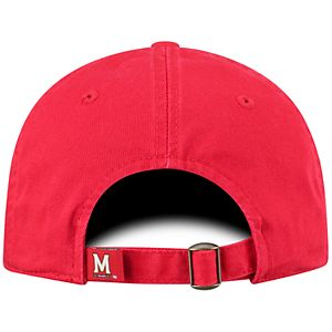 Adult Top of the World Maryland Terrapins Flag Adjustable Cap