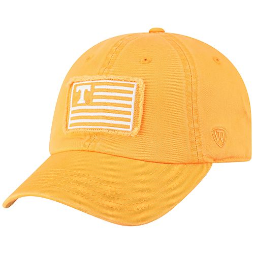Adult Top of the World Tennessee Volunteers Flag Adjustable Cap