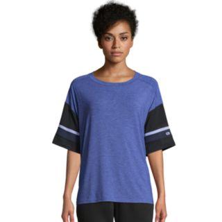 Women's Champion Gym Issue Football Tee
