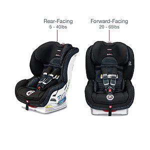 Britax Boulevard ClickTight Cool Flow Convertible Car Seat