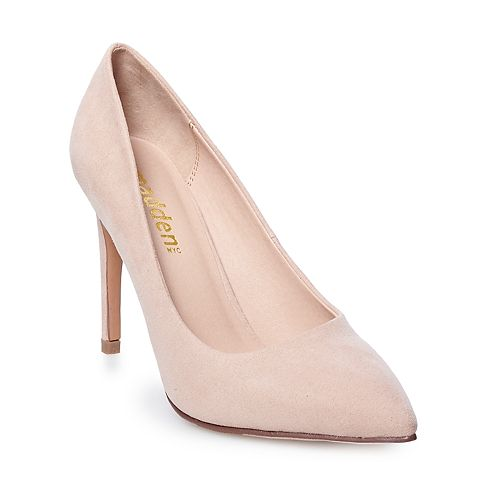 madden NYC Fiercee Women's High Heels