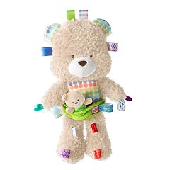 Bright Starts Snuggle & Play Bear