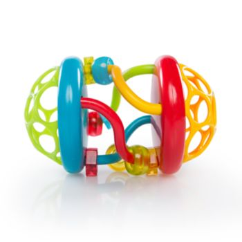 Oball Bead Chaser Ball Activity Toy