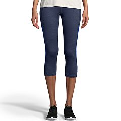Women's Champion Gym Issue Mid-Rise Capri Leggings