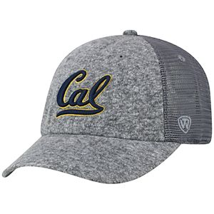Adult Top of the World Cal Golden Bears Fragment Adjustable Cap