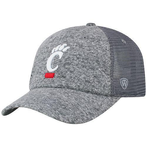 Adult Top of the World Cincinnati Bearcats Fragment Adjustable Cap