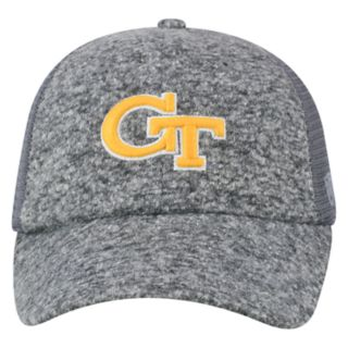 Adult Top of the World Georgia Tech Yellow Jackets Fragment Adjustable Cap