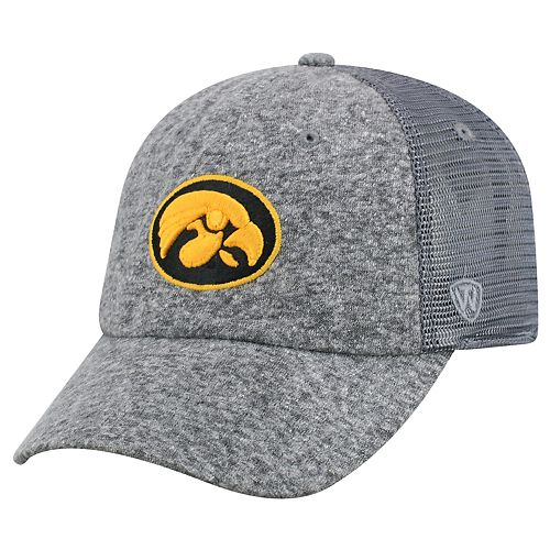 Adult Top of the World Iowa Hawkeyes Fragment Adjustable Cap