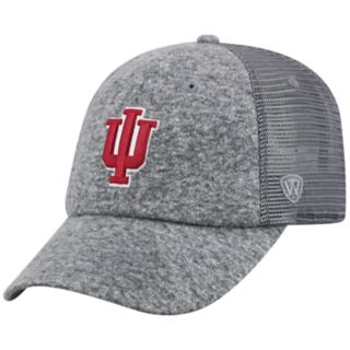 Adult Top of the World Indiana Hoosiers Fragment Adjustable Cap