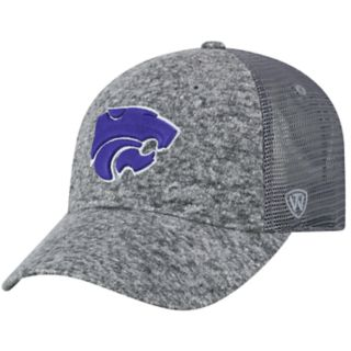 Adult Top of the World Kansas State Wildcats Fragment Adjustable Cap