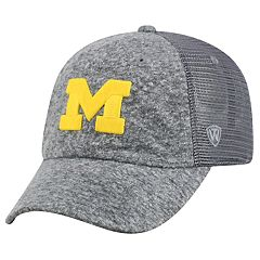 timeless design e8442 c1d56 Adult Top of the World Michigan Wolverines Fragment Adjustable Cap