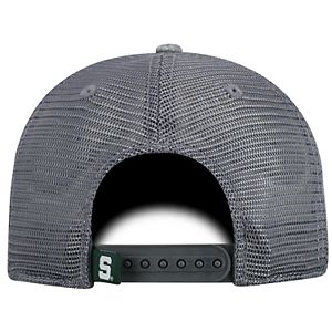 Adult Top of the World Michigan State Spartans Fragment Adjustable Cap