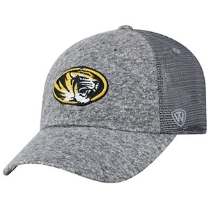 Adult Top of the World Missouri Tigers Fragment Adjustable Cap
