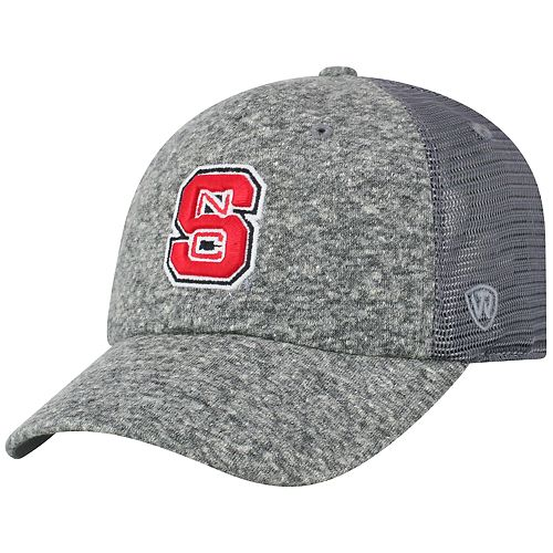 Adult Top of the World North Carolina State Wolfpack Fragment Adjustable Cap