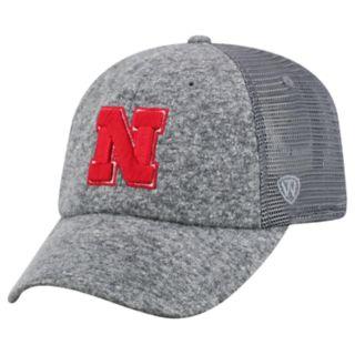 Adult Top of the World Nebraska Cornhuskers Fragment Adjustable Cap