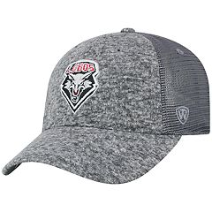 Adult Top of the World New Mexico Lobos Fragment Adjustable Cap