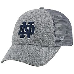 Adult Top of the World Notre Dame Fighting Irish Fragment Adjustable Cap